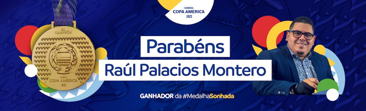 Medal Contest - CONMEBOL Copa America 2020